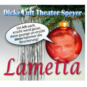 Image: Dicke Luft Theater Speyer: Lametta
