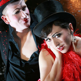 Bild: Le Cabaret Burlesque Evi & das Tier - mit Gaststar Honey Lulu