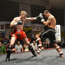 Bild Veranstaltung NFC - New Talent Fight Night IV