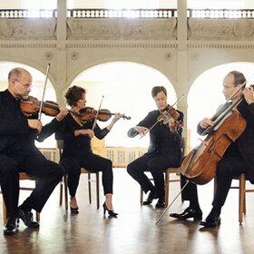 Image: Mandelring Quartett