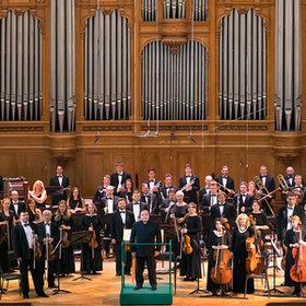Image: Staatliches Sinfonieorchester Moskau