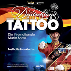 Bild: Deutschland Military Tattoo Frankfurt a. M. 2017