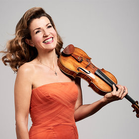 Image: Anne-Sophie Mutter
