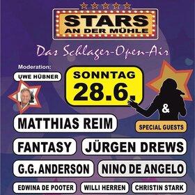 Image Event: Stars an der Mühle