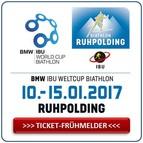 Bild Veranstaltung: Biathlon Weltcup Ruhpolding 2017