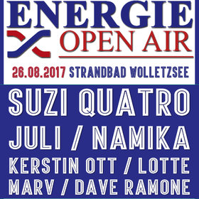 Bild Veranstaltung: Energie Open Air im Strandbad Wolletzsee