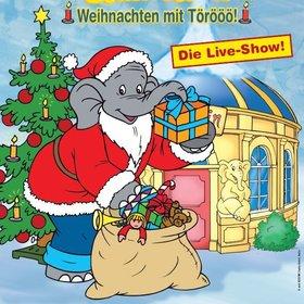Bild Veranstaltung: Benjamin Blümchen - Weihnachten mit Törööö!