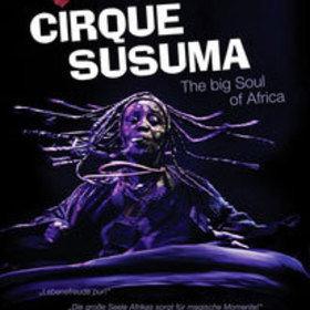 Image: Cirque Susuma - The big Soul of Africa!