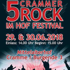 Image: Crammer Rock im Hof Festival