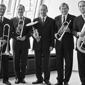 Image: Das Blechbläserquintett der Berliner Philharmoniker