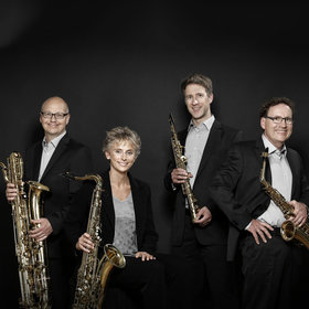 Image: Pindakaas Saxophon Quartett