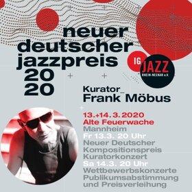 Image: Neuer Deutscher Jazzpreis