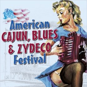Bild Veranstaltung: American Cajun, Blues & Zydeco Festival