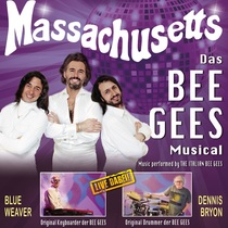 Bild: Das BEE GEES Musical - MASSACHUSETTS