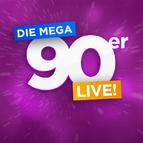 Bild Veranstaltung: Mega 90er Live