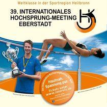 Bild Veranstaltung 38. Internationales Hochsprung-Meeting Eberstadt