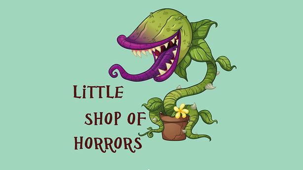 Bild: Der kleine Horrorladen - Landestheater Detmold
