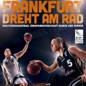 Bild: Rollstuhl Basketball Europameisterschaft