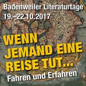Bild Veranstaltung: 5. Badenweiler Literaturtage