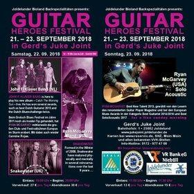 Bild Veranstaltung: Guitar Heroes Festival