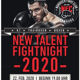 Image: NFC - New Talent Fight Night