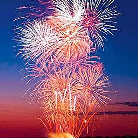 Image Event: Feuerzauber auf dem Müggelsee