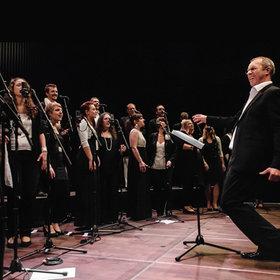 Bild Veranstaltung: Jazzchor Freiburg