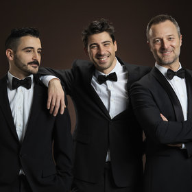 Image Event: The Italian Tenors