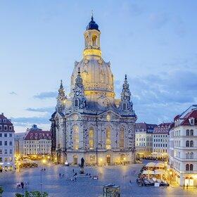 Image Event: Frauenkirche Dresden