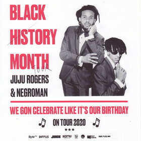 Image Event: Juju Rogers & Negroman