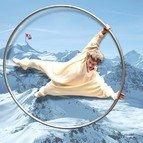 Bild: Weihnachten in St. Moritz