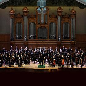 Image: Moskauer Sinfonieorchester