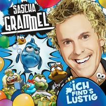Sascha Grammel - ICH FIND´S LUSTIG! - Wer diese Karte aufisst, hat keine Karte mehr!