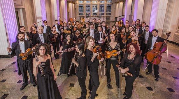Bild: ''Wiener Klassik'' Wiesbaden 2018/2019 - Beethoven, Haydn, Saint-Saëns