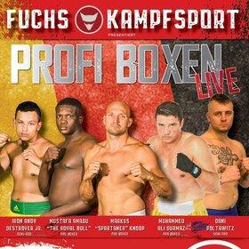 Image: Boxen Live in der CU Arena