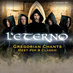 Bild Veranstaltung: L´ETERNO - Gregorian chants meet POP & Classic