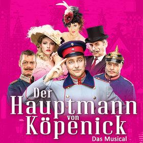 Image Event: Der Hauptmann von Köpenick - Das Musical