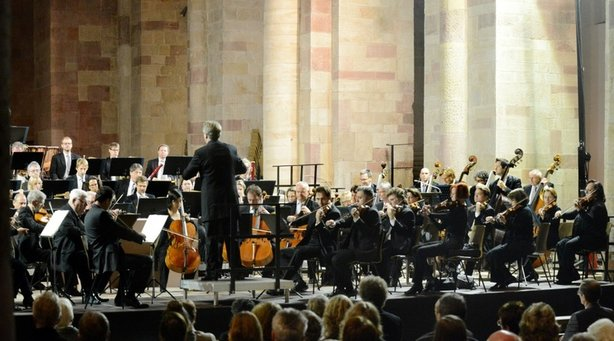 Bild: Internationale Musiktage 2019 Dom zu Speyer - Biblische Historien