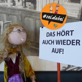Image Event: Theater Salz+Pfeffer - Solidaritätsticket