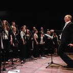 Bild: Jazzchor Freiburg - Konzert