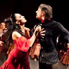Image: Compania flamenca Antonio Andrade