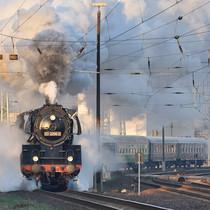 Bild Veranstaltung Sonderzugfahrten mit dem Lausitzer Dampflok Club e.V.