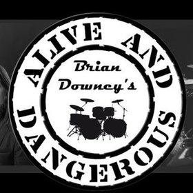 Image: Brian Downey's Alive and Dangerous