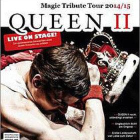 Image: Queen II - Magic Tribute Tour