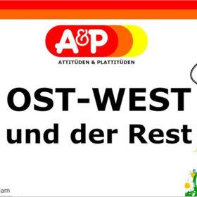 Image: Attitüden Plattitüden
