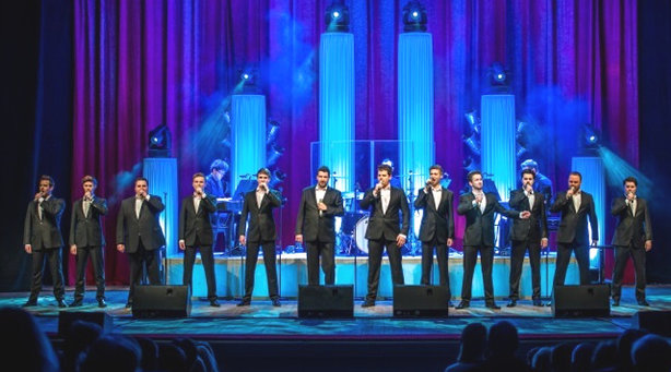 Bild: The 12 Tenors