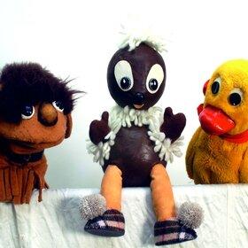 Image: Pittiplatsch und seine Freunde
