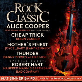 Image Event: Rock meets Classic