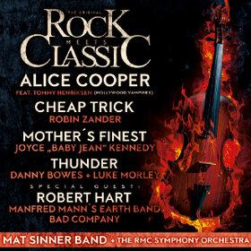 Image: Rock meets Classic