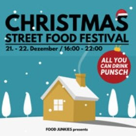 Image: Christmas Street Food Festival Wien